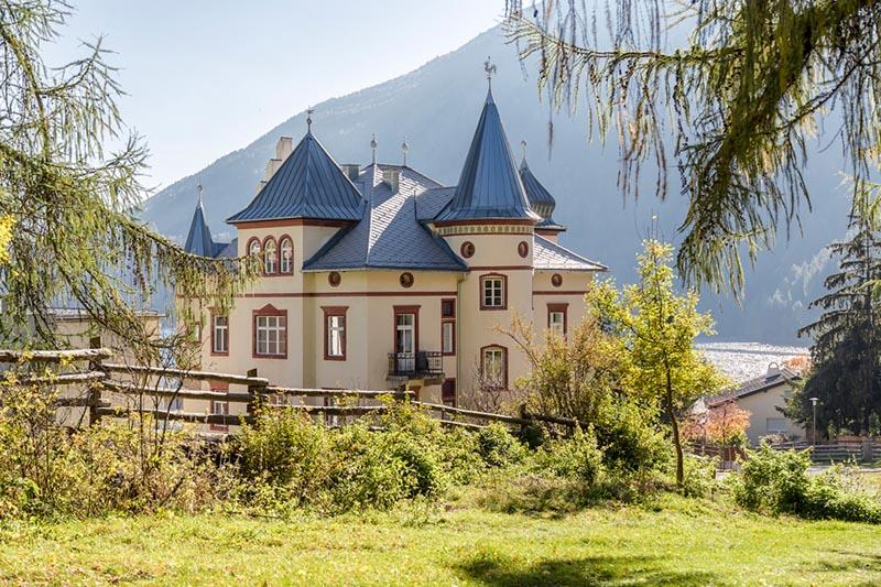 Boutique Hotel Vinschgau Villa Waldkonigin St Valentin Reschen Sudtirol